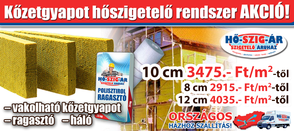 Kozetgyapot hoszeigetelo rendszer_Akció_HŐ-SZIG-ÁR