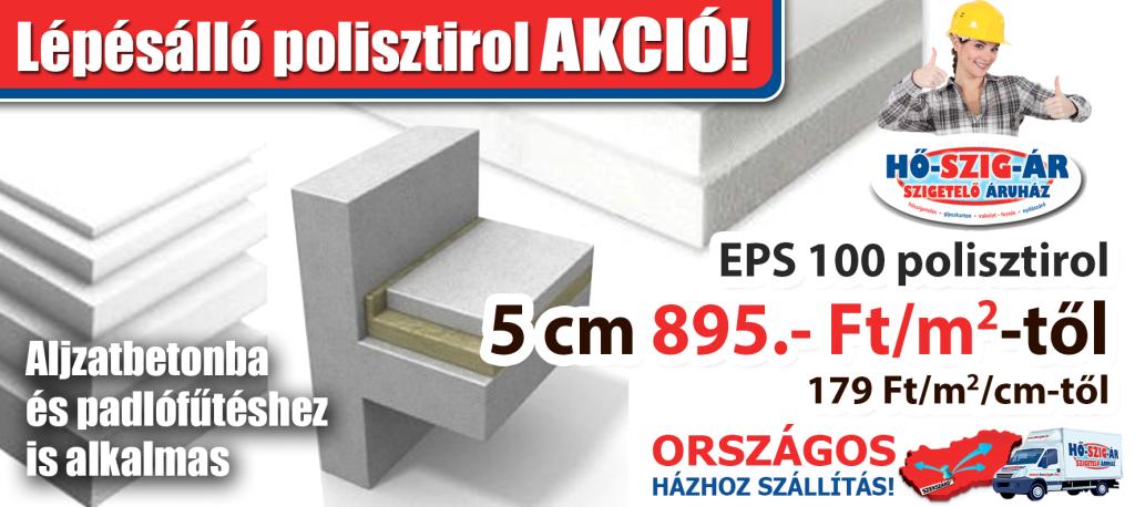 Lepesallo polisztirol_Akció_HŐ-SZIG-ÁR